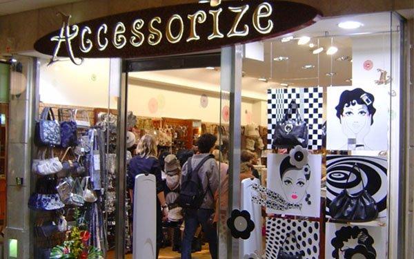 Facade magasin Accesorize