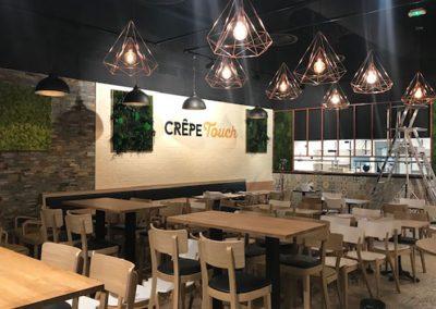 Restaurant Crêpe Touch